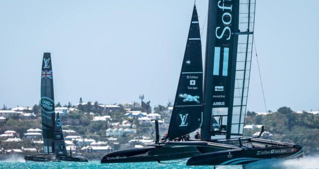 The Secret to America's Cup Foils