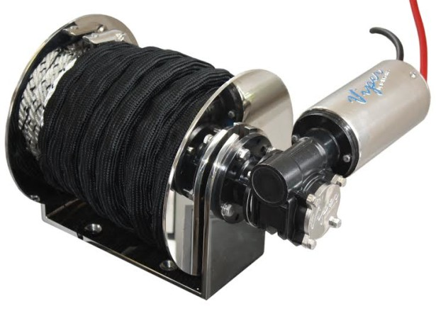 Viper Pro Series II 1000 Electric Drum Anchor Winch